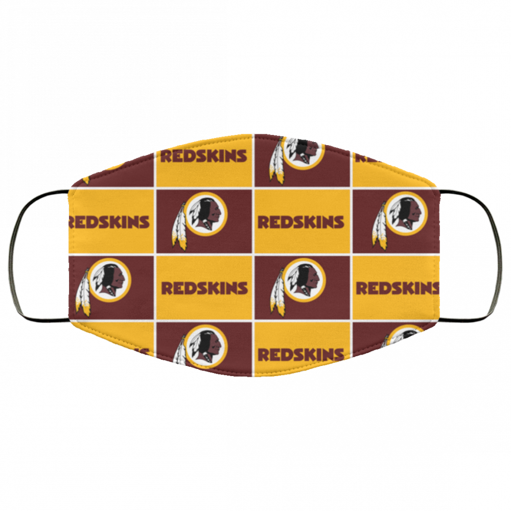 Washington Redskins face mask - made in the USA 1