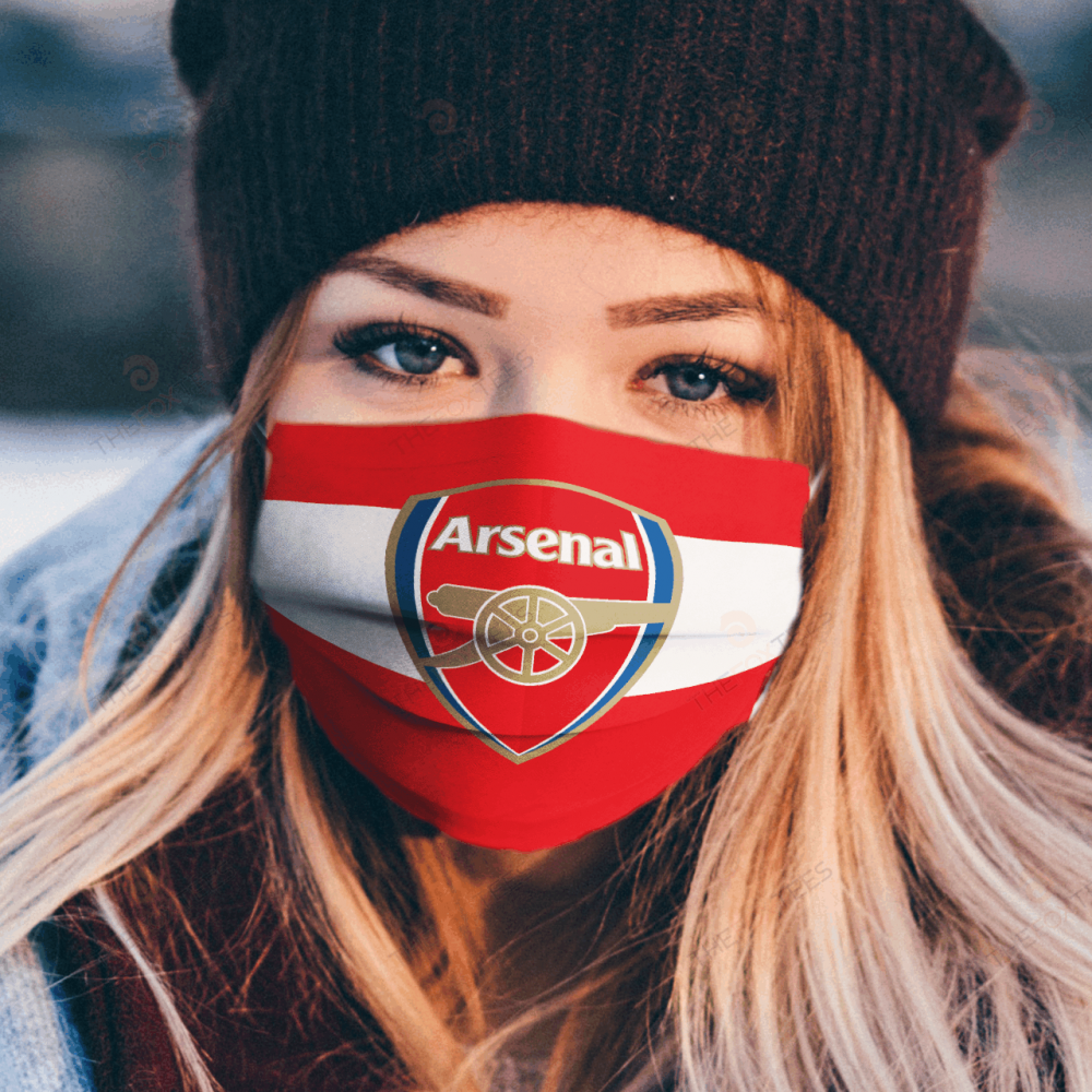 Arsenal Face Mask - Made in the USA 1