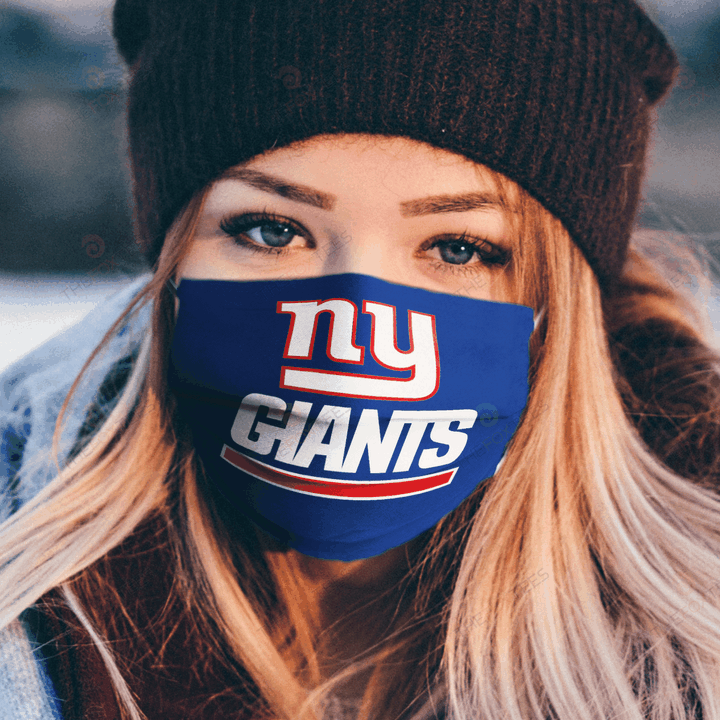 New York Giants Face Mask u2013 Made in the USA 1