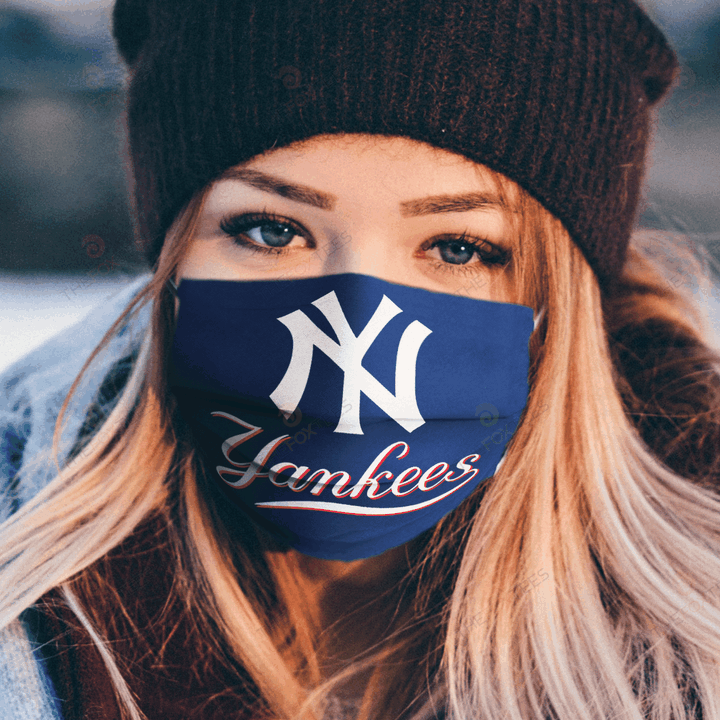 New York Yankees Face Mask u2013 Made in the USA 1