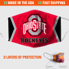 Ohio State Buckeyes Face Mask Made In The Usa 253822