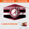 Alabama Crimson Tide Fabric Face Mask Made In The Usa 253833 1