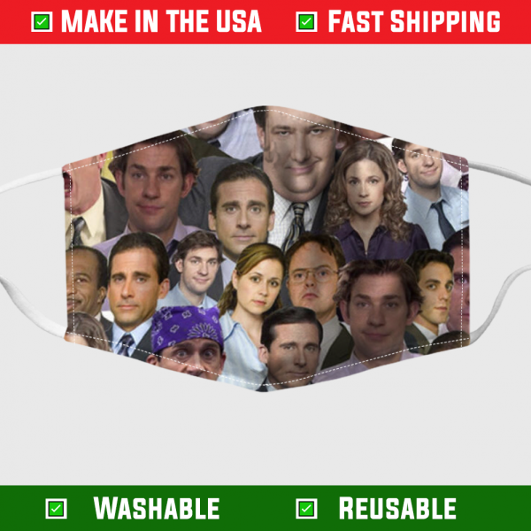 The office face mask – Made in the USA 1