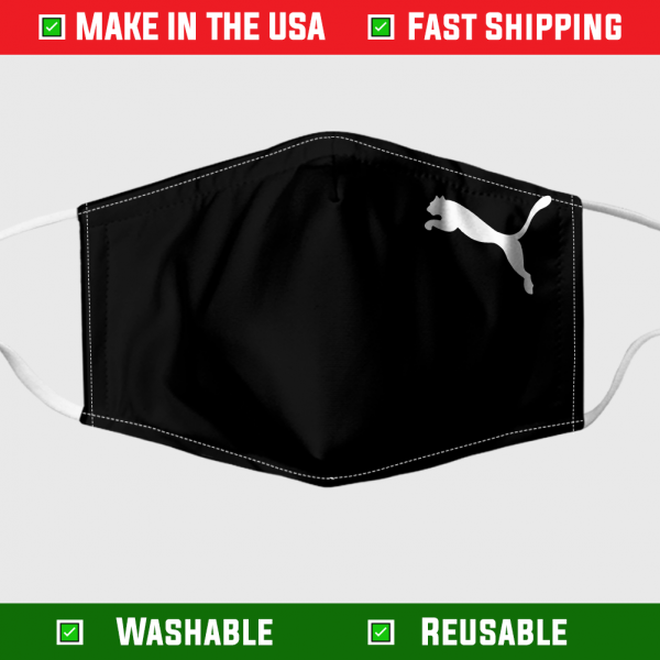 Puma face mask – Made in the USA 1