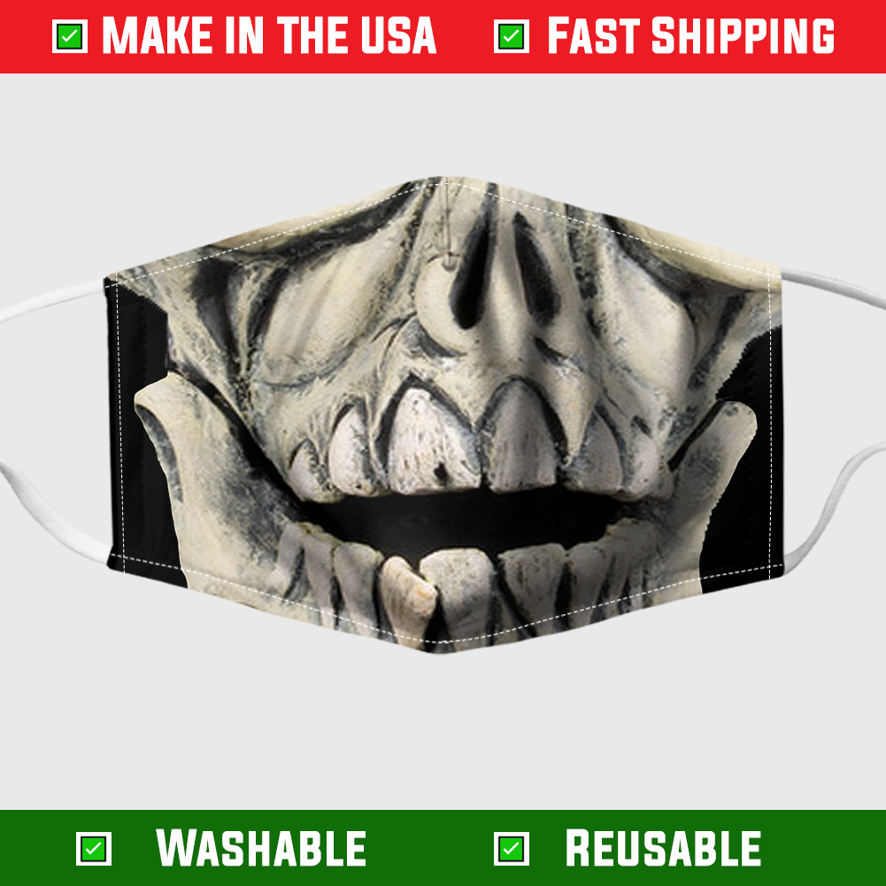 Jeff Dunham's ACHMED Face Mask – Made in the USA 8