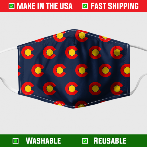 Colorado face mask mandate – Made in the USA 1