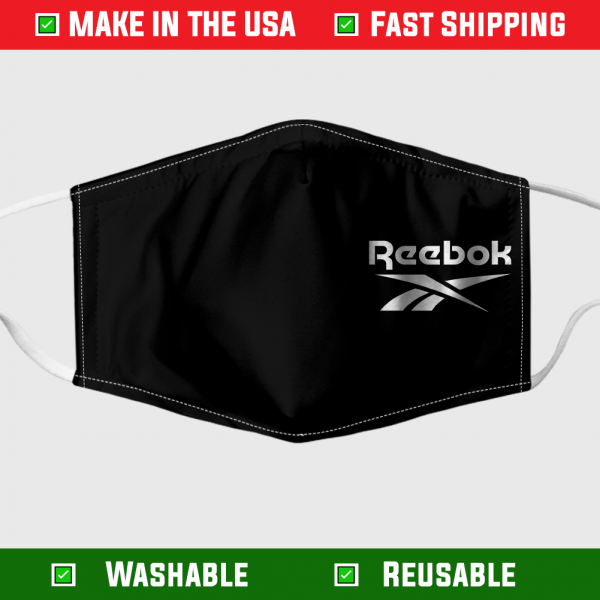 Reebok face mask – Made in the USA 1