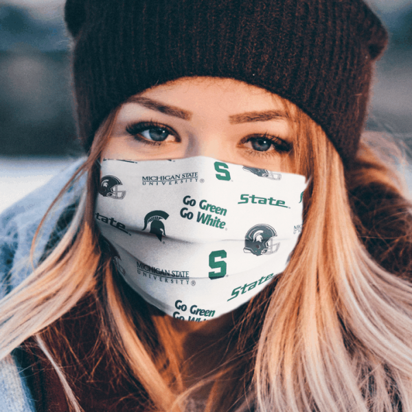 Michigan State Cloth Face Mask 1.png