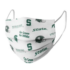 Michigan State Cloth Face Mask1.png