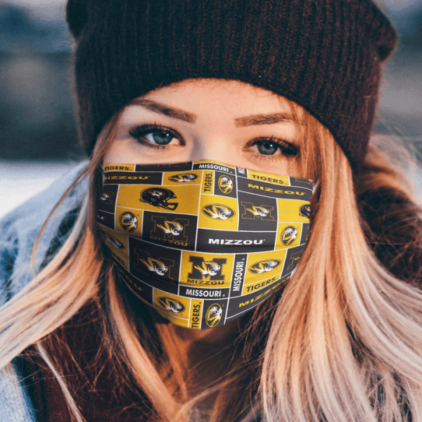 Missouri Tigers Cloth Face Mask.png