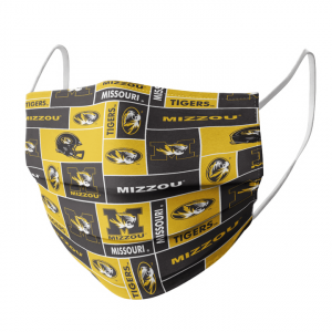 Missouri Tigers Cloth Face Mask1.png