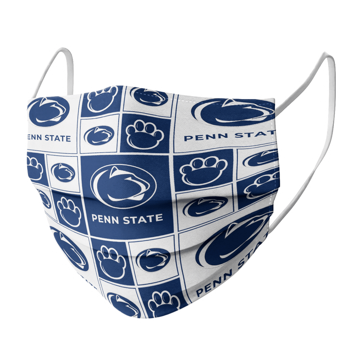 PENN STATE FACE MASK - Made in USA 1