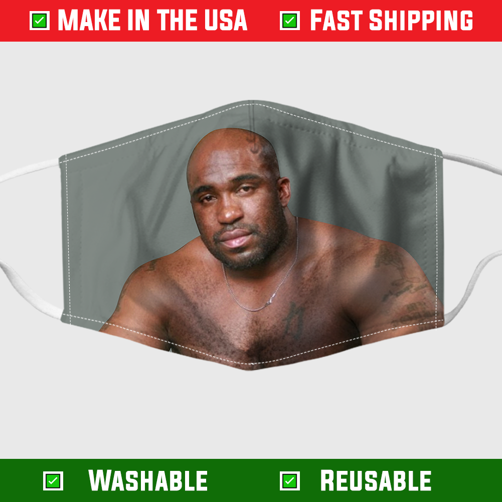 Wood 2020 Face Mask – Made in the USA 1