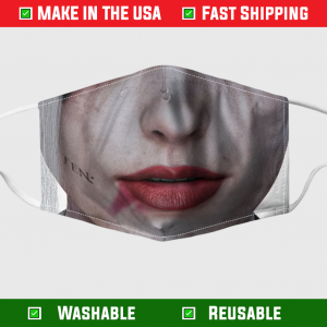 Harley Quinn Halloween Face Mask 7103.png