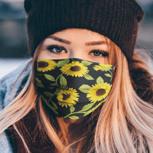 Sunflowers Face Mask.png