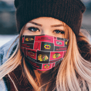Chicago Blackhawks Cloth Face Mask.png
