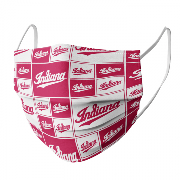 Indiana Hoosiers Face Mask1.png