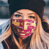 Minnesota Golden Gophers Face Mask.png