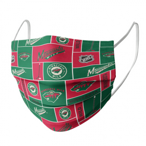 Minnesota Wild Cloth Face Mask1.png
