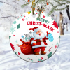 2020 Quarantined Christmas Co Vi19 Decorative Christmas Ornament – Holiday Flat Circle Ornamentmk.png
