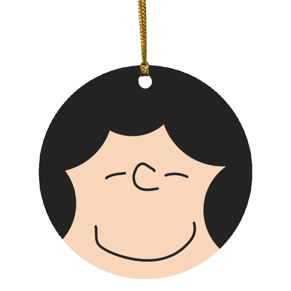 Charlie brown christmas ornaments 1