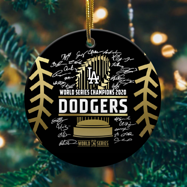 Dodgers World Series Champions 2020 Ornamentmk.png