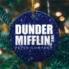 The Office Dunder Mifflin Christmas Ornamentmk.png