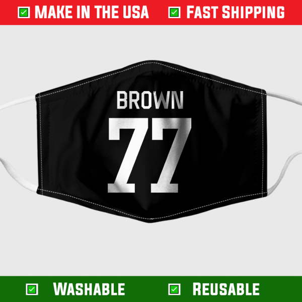 Trent Brown Face Mask Made In The Usa 282729 1